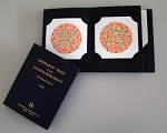 Ishihara Color Vision Test 38 plate
