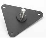 Universal Mounting Plate for Slit lamp or Keratometer