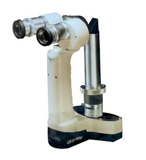 K&R Portable (hand held) Slit Lamp