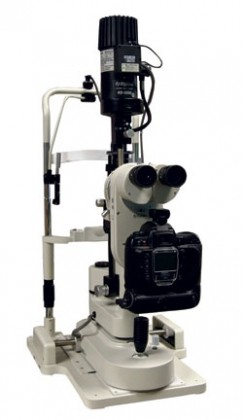 RS-1000 Right Medical Zoom Photo Slit Lamp